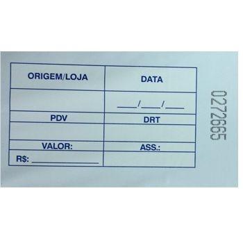 Envelope Plástico com Adesivo VOID no Centro - Envelope Segurança VOID Adesivo Inviolável