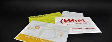 Envelope Plástico Vai e Vem Personalizado na Vila Matilde - Envelope Plástico Correspondência Adesivado