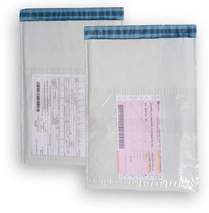 Envelopes Plastico com Fita Adesiva Permanente na Água Funda - Envelopes com Adesivo