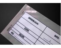 Comprar Envelope com lacre para sangria de caixa inviolável em Caraguatatuba