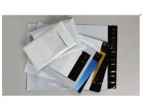 Envelope de plástico com adesivos VOID comprar no Capão Redondo