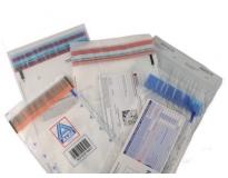 Envelope de plástico de adesivo em Juquitiba