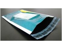 Envelope de plástico para correio vende na Luz