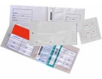 Envelope de plástico sangria de caixa em Sapopemba