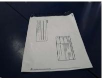 Envelope de segurança com adesivo personalizado comprar no Belém
