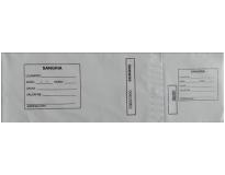 Envelope plástico sangria de caixa em Juquitiba