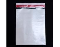 Envelope plástico transparente com lacre na Vila Medeiros