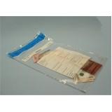 Envelope plásticos com abas adesivas