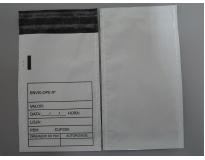 Envelopes em plástico VOID personalizados em São Sebastião