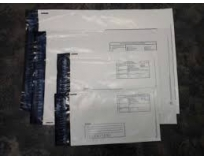 Envelopes em plásticos para sedex quanto custa em Perus