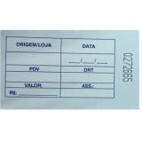 Envelopes para sangria com adesivos