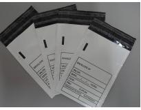 Envelopes plásticos adesivo VOID comprar no Ibirapuera
