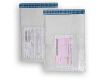 Preços Envelope plástico com aba adesiva em Jaçanã