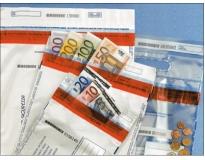 Preços Envelopes plásticos com abas adesiva em Marília
